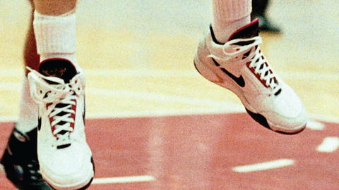 2. Olympic Nike Air Flight Lite (1992)