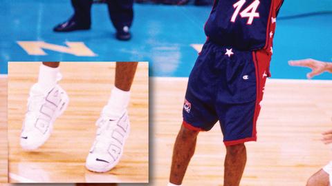4. Nike Air More Uptempo (1996)