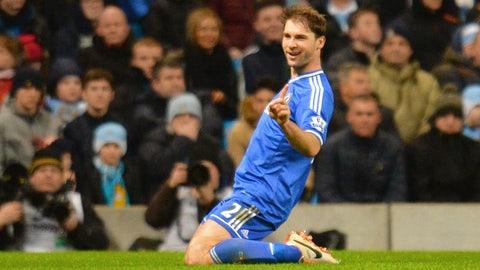 Branislav Ivanovic, Chelsea to Zenit