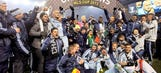Sporting Kansas City is fixed on chasing more titles after MLS Cup triumph