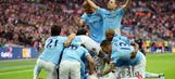Manchester City fights back to beat Sunderland and win League Cup final