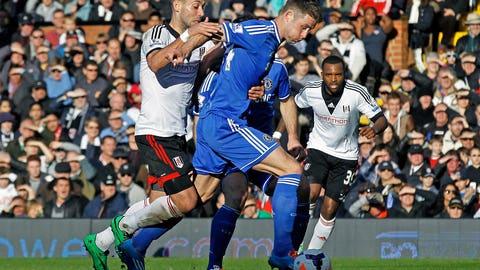 Clint Dempsey, F, Fulham