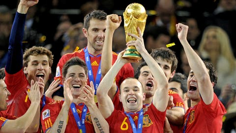 Can Spain repeat and win a fourth consecutive major tournament?