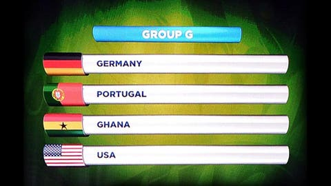 Can the USA survive the group of death?
