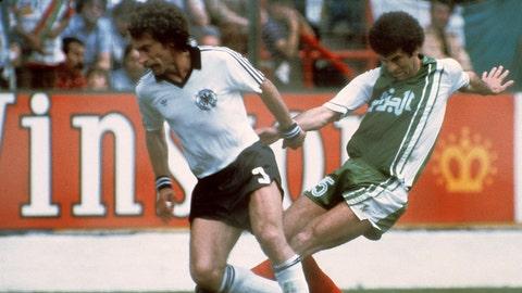 West Germany, Austria conspire against Algeria