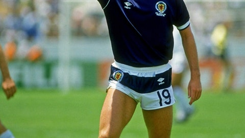 Scotland, 1986