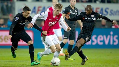Aron Johannsson, AZ striker