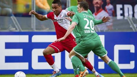 Juan Agudelo, FC Utrecht striker