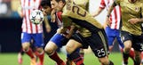 Recap of Atletico Madrid's 4-1 crushing victory over AC Milan
