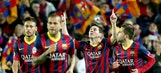 Messi helps seal Barcelona win over Manchester City, spot in quarterfinals