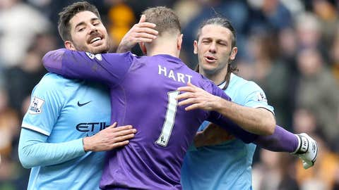 Manchester City (Last week: 9)