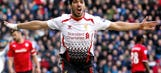 Suarez hits hat-trick as Liverpool fight back twice to crush Cardiff