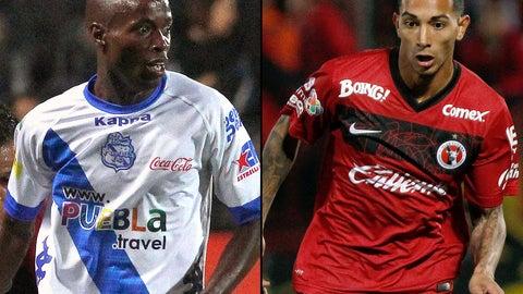 DaMarcus Beasley, Puebla and Edgar Castillo, Club Tijuana