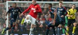 Rooney trains for United ahead of crucial Bayern Munich clash