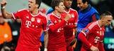 Bayern knocks out Man U
