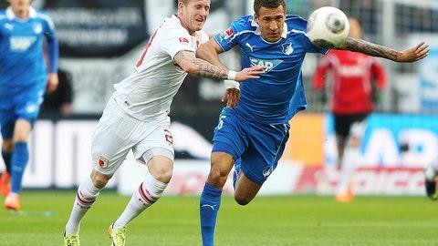Fabian Johnson, Hoffenheim defender