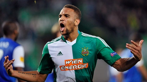 Terrence Boyd, Rapid Wien forward