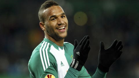 Terrence Boyd, Rapid Wien striker