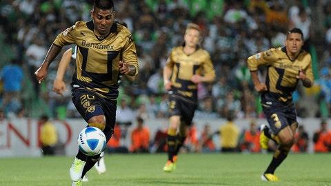 Pumas UNAM: Daniel Ludueña