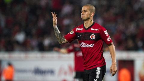 Club Tijuana: Dario Benedetto