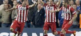 Diego Costa acknowledges offers, but remains happy at Atletico Madrid