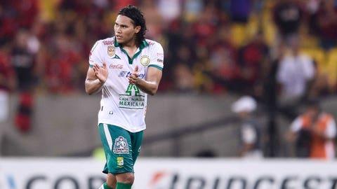 Club León will need to fire its way to the semifinals