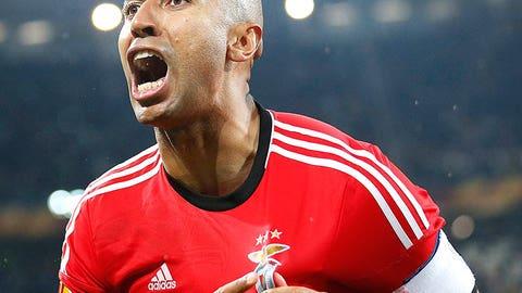 Benfica (Last week: Eighth)