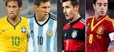 2014 World Cup: Favorites expected to win trophy