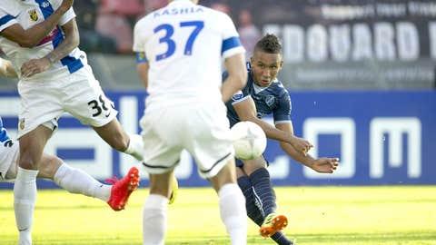 Juan Agudelo, FC Utrecht forward