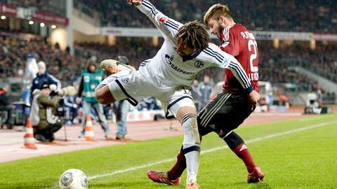 Jermaine Jones, Besiktas midfielder