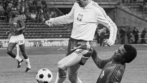 1974: Grzegorz Lato, Poland, 7 goals