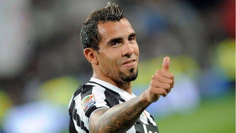 Juventus (Last week: Tenth)