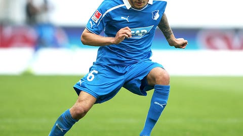Fabian Johnson, TSG 1899 Hoffenheim defender