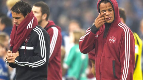 Timothy Chandler, 1.FC Nürnberg defender