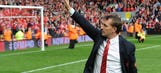 Liverpool manager Rodgers, Palace boss Pulis win managerial honors