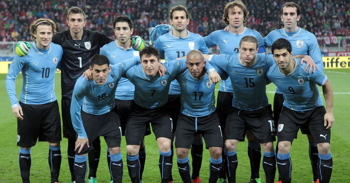 Uruguay Name Four Premier League Players In World Cup