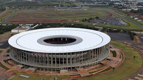 Estadio Nacional Mane Garrincha (Brasilia)