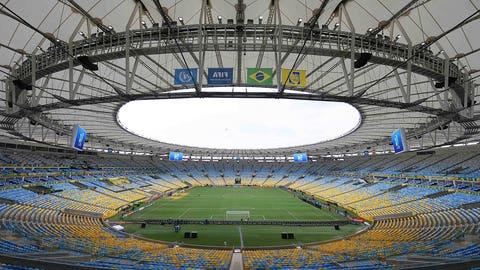 Estadio do Maracana (Rio de Janeiro)