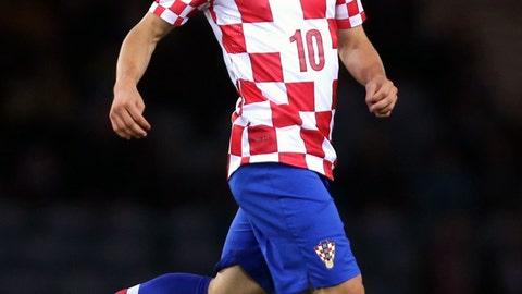 Key player: Luka Modric (Real Madrid)