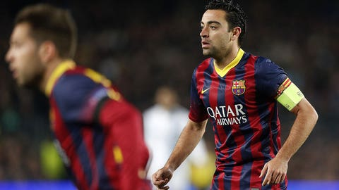 Xavi Hernandez (Barcelona)