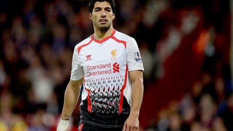 Luis Suarez (Liverpool)