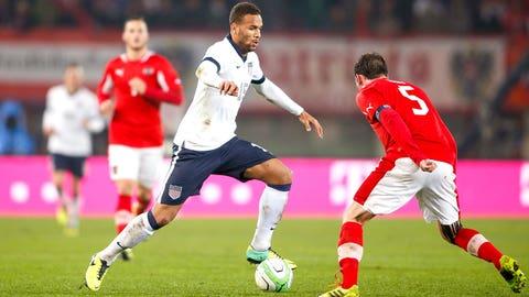 Terrence Boyd, Rapid Wien striker