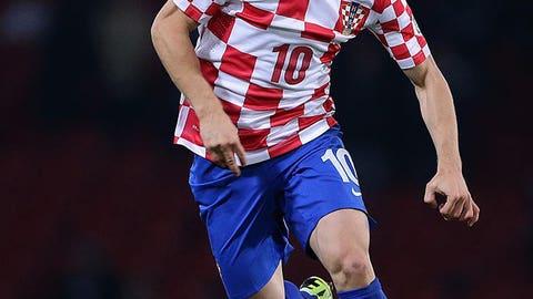 Luka Modric, Croatia