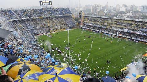 Estadio Alberto J. Armando (Buenos Aires)