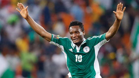 Key player: John Obi Mikel (Chelsea)