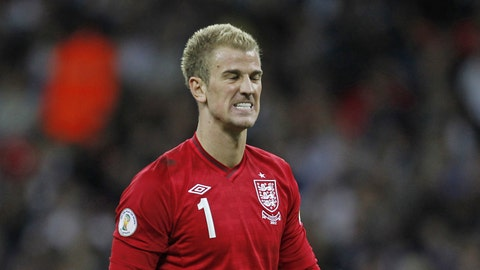 Overrated: England