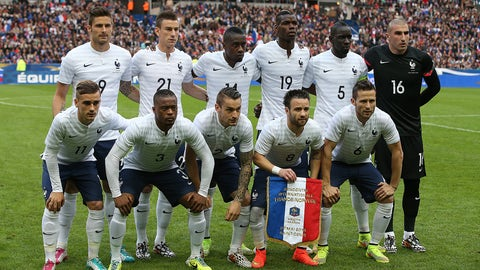 Underrated: France