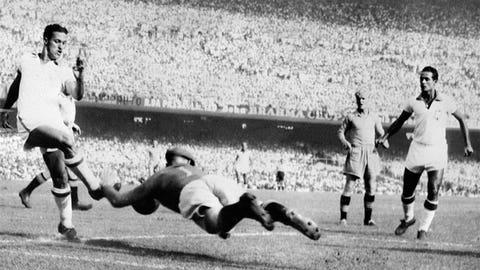 1950: Ademir, Brazil, 8 goals