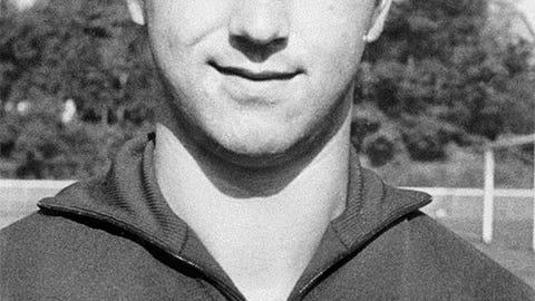 1970: Gerd Muller, Germany, 10 goals