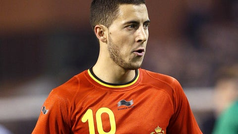 Key Player: Eden Hazard (Chelsea)